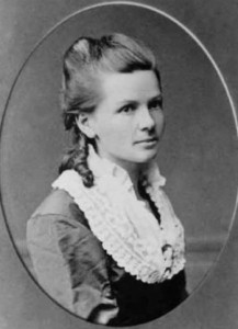 Bertha Benz (foto del 1871)