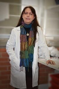 La doctora Elena Álvarez-Buylla, investigadora de l'Institut d'Ecologia de la Universitat Nacional Autònoma de Mèxic, és una científica contrària als OMG