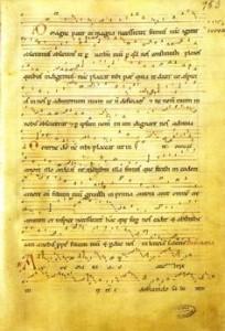 Hildegard va fer més de setanta composicions musicals