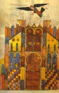Babilònia en flames, miniaturista i religiosa Ende (975)