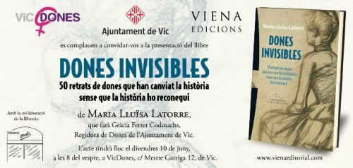 Dones Invisibles - VIC