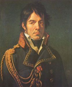 Retrat de Dominique-Jean Larrey (1766 – 1842)