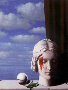 La memòria, René Magritte (1948)